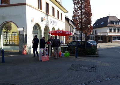 27.02.2016 Infostand Winnweiler