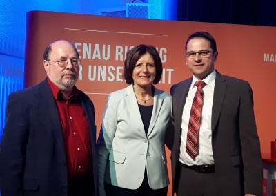 Landrat Werner, Malu, Ender Önder