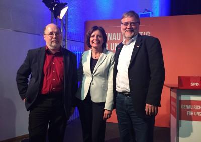 Landrat Werner; Malu; MdB Herzog