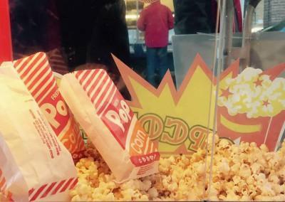 lecker Popcorn