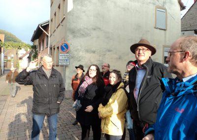 Stadtrundgang Obermoschel, 21.10.2016
