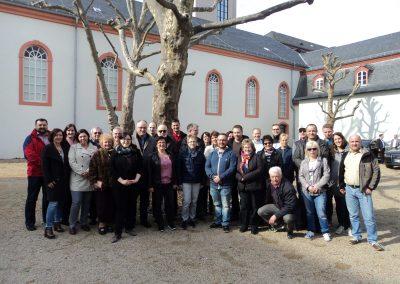 Landtagsbesuch Bürger aus Stetten, 23.3.2017