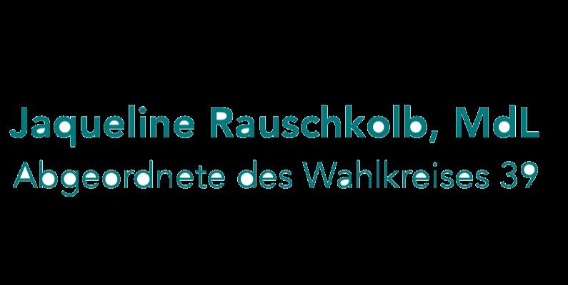Jaqueline Rauschkolb. MdL
